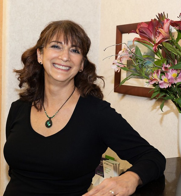 One of our Grass Valley Same-day Dentistry team smiling