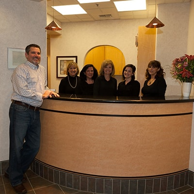 Grass Valley Same-day Dentistry - Our beautiful, modern office